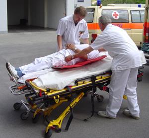 umlagern von patienten